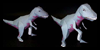 Tyrannosaurus Paper Models, Camel, Chimpanzee, Duck and Heron to Download