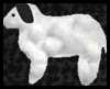 Lamb Paper Craft for Kids