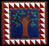 Tree of Life Paper Quilt Craft