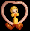 Tweety Bird Balloon Bending Instructions