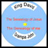 Genealogy of Jesus Wheel Crafts Project