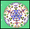 Kaleidoscope  : Kaleidoscope-Making Instructions for Kids