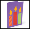 Holiday Lights Card : How to Make Christmas Cards Instructions