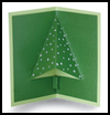 3-D Greetings : Make Christmas Cards Craft for Kids