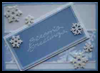 Frosty Card : Making Christmas Cards Craft for Children