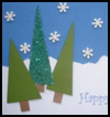 Happy Holidays Card : How to Make Christmas Cards Instructions