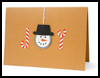 Joyful Tidings : How to Make Christmas Cards Ideas Directions