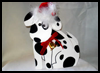 Christmas Puppy Card : Make Christmas Cards Craft for Kids
