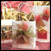 Boxes and Bows Gift Bags : Make Christmas Gift Bags Craft for Kids