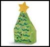 Christmas Tree Gift Bag : Make Christmas Gift bags Craft for Kids