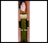 Film   Canister Soldier     : Christmas Ornaments Arts and Crafts Projects