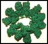Curlique   Scrunchie - Crochet Pattern