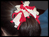 Knot   Hair Scrunchies : Hair Scrunchies Crafts for Kids