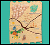 Map Making Crafts For Kids Ideas For Arts Amp Crafts Projects Amp Activities For How To Make Treasure Maps For Children Teens Amp Preschoolers