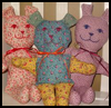 Bear Doll : Craft Project for Children