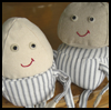 Humpty Dumpty : Learn How to Make a Doll
