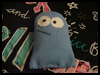 Bloo Doll : Craft Project for Children