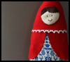Little Red Riding Hood : Arts & Crafts Activity for Kids