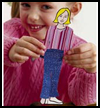 Custom Paper Dolls : Craft Idea for Kids