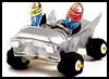 Model Car Factory : How to Make Toy Cards from Recycled Household Items