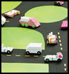 Speed Eraser Toy Cars and Trucks Making Instructions