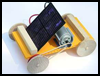 Mini Solar Car : Learn How to Make a Solar Powered Toy Car (