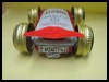 ocket Sized Tin Racer Craft Activity to Make a Toy Car