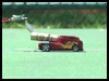 Rocket Powered Toy Car Craft for Kids