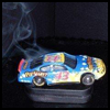 Build a Smoking Race Car Arts and Crafts Project