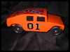 Humvee Pinewood Derby Toy Car