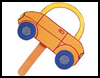 Easy Riders - Toy Car Craft for Toddlers and Preschoolers