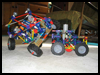 Knex Battlecar : How to Make a Knex Car