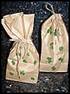 Brown Paper Bag with Ribbons Crafts Project for Children