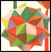 Polyhedron  : Modular Origami Instructions
