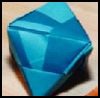 Octahedron  : Modular Origami Instructions