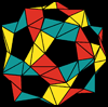 Pentagon-Hexagon  : Modular Origami Instructions