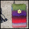 Knit   Your Own Mp3 Player Case      : Mp3 & iPod Holders Crafts for Children
