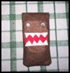 Domokun   Mp3 Player Cosy  .   : How to Make  iPod / MP3 Holders
