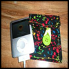 iPod/MP3   Carrying Case      : Mp3 & iPod Holders Crafts for Children