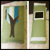 Easy   Ipod or Camera Cover  .   : How to Make  iPod / MP3 Covers