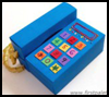 Fun Box Telephone  : Numbers Crafts Ideas for Kids