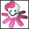 Octopus   Sock Crafts  : Octopus Crafts for Kids