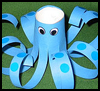 Octopus   : Octopus Crafts Ideas for Children