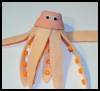 Egg   Carton Octopus   : Octopus Crafts Ideas for Children