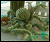 No-Sew Easy to Make Yarn Crafts   : Octopus Crafts Ideas for Children