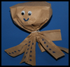 Paper   Bag Octopus Craft  : Octopus Crafts for Kids