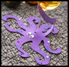 Make   an Octopus Wineglass Wrap   : Octopus Crafts Projects