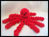 Crochet   Octopus  : Octopus Crafts Activities