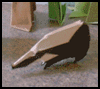 How to Make Origami Badgers Instructions
