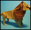 How to Fold Origami Lions Animals